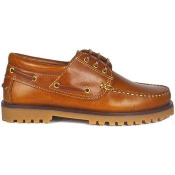 Chaussures Homme Chaussures bateau La Valenciana ZAPATOS  848 MIEL jaune