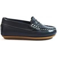 Chaussures Enfant Mocassins La Valenciana ZAPATOS NIÑOS  1017 MARINO bleu