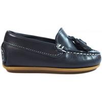 Chaussures Enfant Mocassins La Valenciana ZAPATOS NIÑOS  1014 MARINO bleu