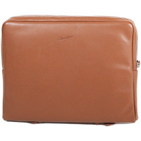 Sacs Femme Pochettes / Sacoches Gerard Henon Porte-documents collection TWIST 16244 Marron