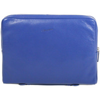 Sacs Femme Pochettes / Sacoches Gerard Henon Porte-documents collection TWIST 16244 Bleu