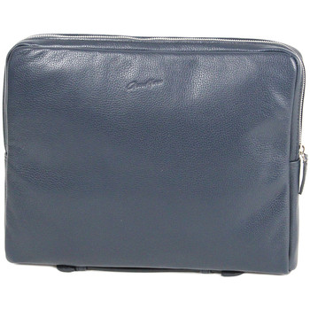 Sacs Femme Pochettes / Sacoches Gerard Henon Porte-documents collection TWIST 16244 Gris