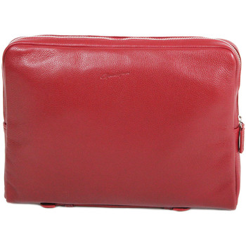 Sacs Femme Pochettes / Sacoches Gerard Henon Porte-documents collection TWIST 16244 Rouge