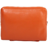 Sacs Femme Pochettes / Sacoches Gerard Henon Porte-documents collection TWIST 16244 Orange