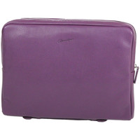 Sacs Femme Pochettes / Sacoches Gerard Henon Porte-documents collection TWIST 16244 Violet