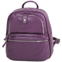 Sacs Femme Sacs à dos Gerard Henon Sac a dos collection TWIST 16265 Violet