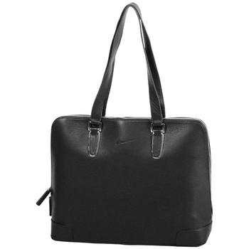 Sacs Femme Cabas / Sacs shopping Gerard Henon Sac shopping Collection TWIST 16270 Noir