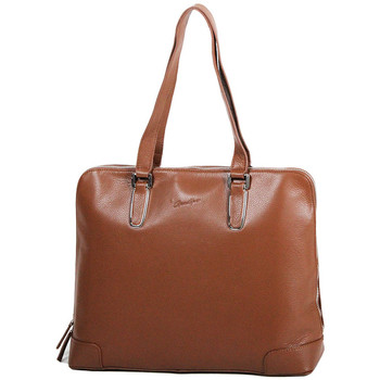 Sacs Femme Cabas / Sacs shopping Gerard Henon Sac shopping Collection TWIST 16270 Marron