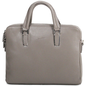 Sacs Femme Sacs porté main Gerard Henon Sac shopping Collection TWIST 16270 Taupe