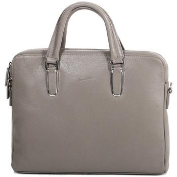 Sacs Femme Sacs porté main Gerard Henon Sac Shopping Collection Twist 16270 Taupe