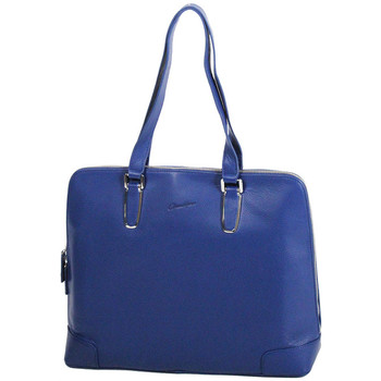 Sacs Femme Cabas / Sacs shopping Gerard Henon Sac shopping Collection TWIST 16270 Bleu