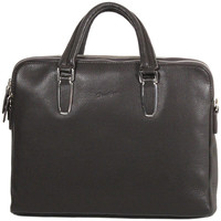 Sacs Femme Porte-Documents / Serviettes Gerard Henon Porte-document Collection TWIST 16280 Chocolat
