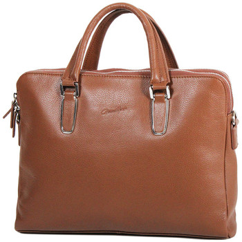 Sacs Femme Porte-Documents / Serviettes Gerard Henon Porte-document Collection TWIST 16280 Marron