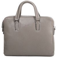Sacs Femme Porte-Documents / Serviettes Gerard Henon Porte-document Collection TWIST 16280 Taupe