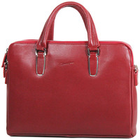 Sacs Femme Porte-Documents / Serviettes Gerard Henon Porte-document Collection TWIST 16280 Rouge
