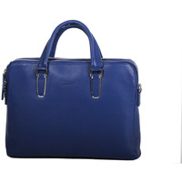 Sacs Femme Porte-Documents / Serviettes Gerard Henon Porte-document Collection TWIST 16280 Bleu