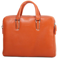 Sacs Femme Porte-Documents / Serviettes Gerard Henon Porte-document Collection TWIST 16280 Orange