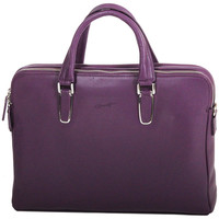 Sacs Femme Porte-Documents / Serviettes Gerard Henon Porte-document Collection TWIST 16280 Violet