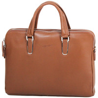 Sacs Femme Cabas / Sacs shopping Gerard Henon Porte-documents Collection TWIST 16281 Marron