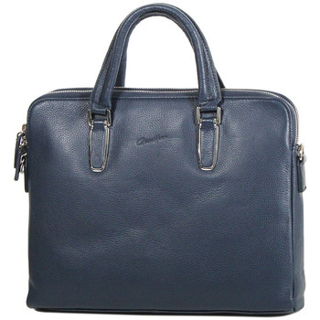 Sacs Femme Cabas / Sacs shopping Gerard Henon Porte-documents Collection TWIST 16281 Gris
