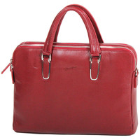 Sacs Femme Porte-Documents / Serviettes Gerard Henon Porte-documents Collection TWIST 16281 Rouge