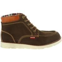 Chaussures Enfant Boots Levi's VIND0002L INDIANA Marrón