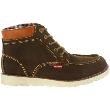 Chaussures Enfant Boots Levi's VIND0002L INDIANA Marr?n