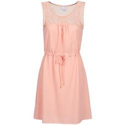 Vêtements Femme Robes courtes Vero Moda ZANA Rose