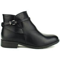 Chaussures Femme Bottines Cendriyon Bottines Noir Chaussures Femme Noir