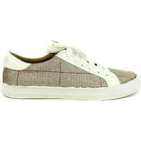 Chaussures Femme Baskets basses Cendriyon Baskets Beige Chaussures Femme Beige