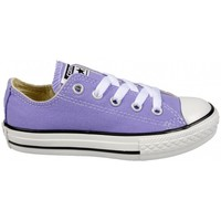 Chaussures Fille Baskets basses Converse Basket CT OX Lavande Violet