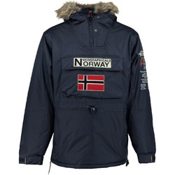 Vêtements Homme Parkas Geographical Norway Parka Homme Boomerang Marine