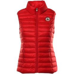 Vêtements Femme Doudounes Jott Just Over The Top Doudoune  Seda sans manches - SEDA-300 Rouge