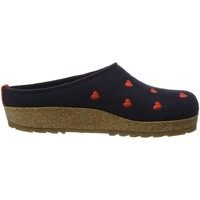 Chaussures Femme Sabots Haflinger 741031 bleu