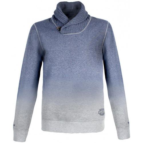 Vêtements Homme Sweats Japan Rags Sweat  Fomari Bleu/Gris