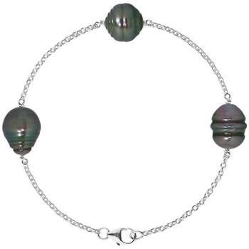Montres & Bijoux Femme Bracelets Blue Pearls BPS K134 W Vert