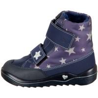 Chaussures Fille Bottes de neige Ricosta Bibbi Bleu marine