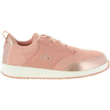 Chaussures Fille Baskets basses Lacoste 36SPJ0008 LIGHT Rosa