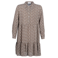 Vêtements Femme Robes courtes Betty London JECREHOU Beige / Marron