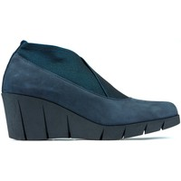 Chaussures Femme Mocassins The Flexx Chaussures  SPACESTRETCH BLEU