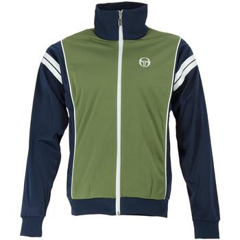 Vêtements Homme Vestes de survêtement Sergio Tacchini Veste de survêtement  Scirocco tracktop Vert
