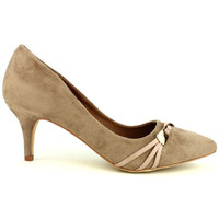 Chaussures Femme Escarpins Cendriyon Escarpins Taupe Chaussures Femme Taupe