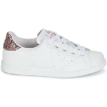 Chaussures Femme Baskets basses Victoria Basket Femme 125104 et Blanc