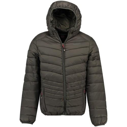Vêtements Homme Doudounes Geographical Norway Doudoune Homme Damyel Hood Gris