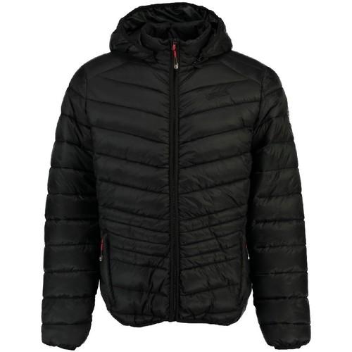 Damyel Doudoune Noir Vêtements Homme Hood Norway Geographical pgfWqc7tg