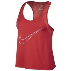 Vêtements Femme T-shirts manches courtes Nike Running Tank
