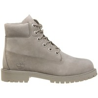 Chaussures Femme Chaussures de travail Timberland 6IN Premium Junior Gris