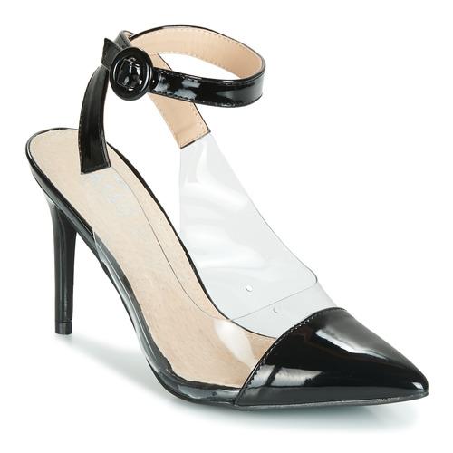 Côte Cassis Cristi Escarpins Femme D'azur Noir Chaussures O8ZnPNX0wk