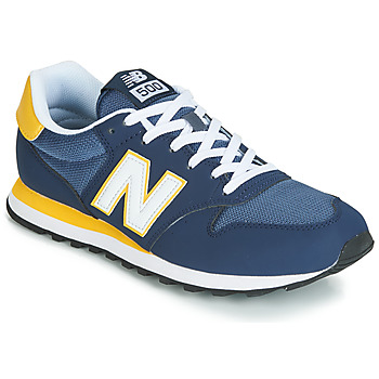 lowest price 9f5a2 87f7c Chaussures Homme Baskets basses New Balance 500 Bleu