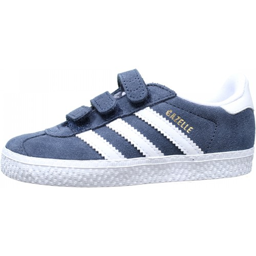 Bleu Baskets Cf Gazelle Adidas Basses I Originals Chaussures HYwIx61q
